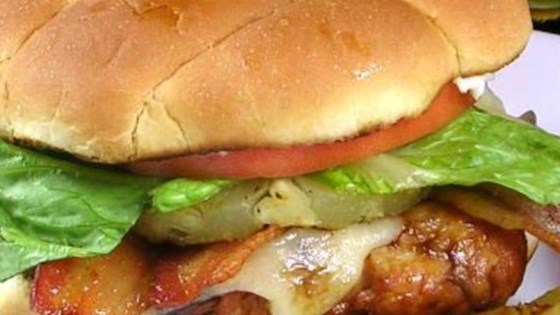 Photo of Aloha Chicken Burgers by Chris McDaniel