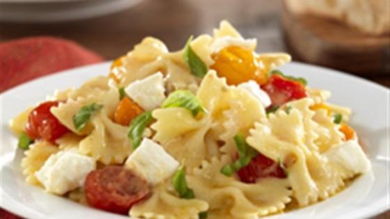Photo of Barilla® Farfalle with Cherry Tomatoes, Fresh Buffalo Mozzarella Cheese, and Basil by Barilla®