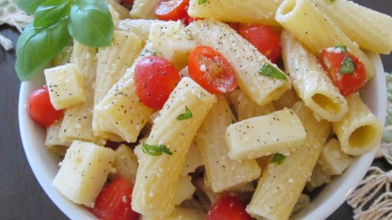 Photo of Caprese Pasta Salad by Pepi-Rainbow