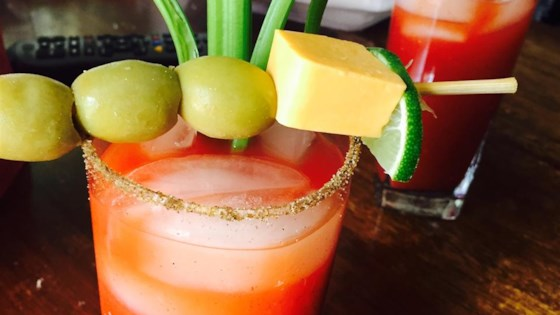 Wild River Bloody Mary Mix Recipe