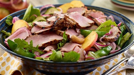 Photo of Peachy Korean BBQ Salad by Smithfield®