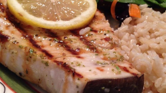 Photo of Grilled Swordfish with Rosemary by CARLOSA