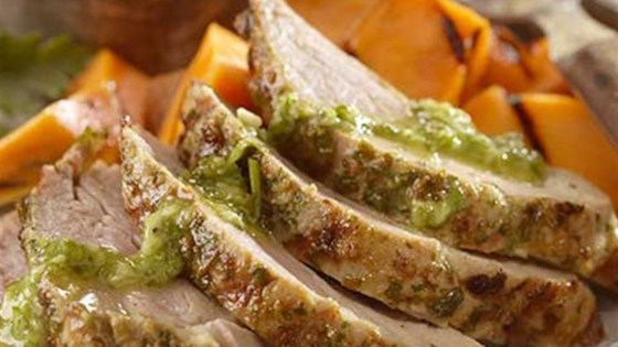 Photo of Pork Loin with Chimichurri Sauce by Smithfield®