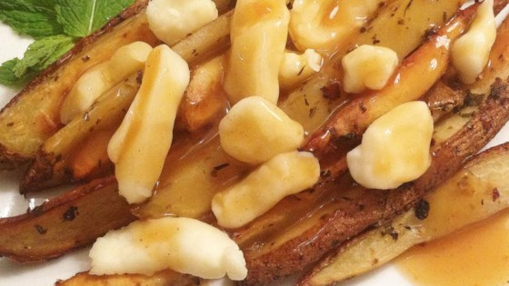 Photo of Greek Seasoned Poutine by CoachJen