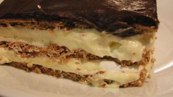 Kraft Chocolate Eclair Cake