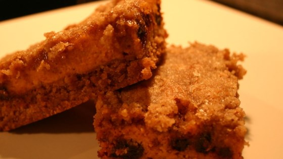 Photo of Pumpkin Pie Bars by Karin