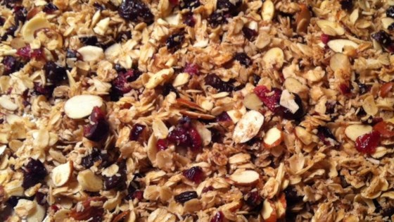 Photo of Cranberry-Hibiscus Granola by Twinmadre99