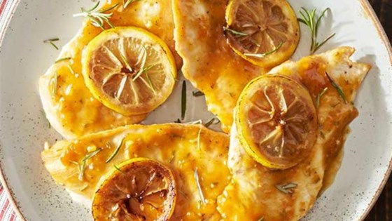 Photo of Garlic, Apricot Rosemary Grilled Chicken Breast by Reynolds Kitchens®