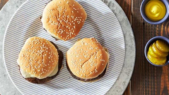 Photo of Portabella Mushroom Burgers from Reynolds Wrap® by Reynolds Kitchens®