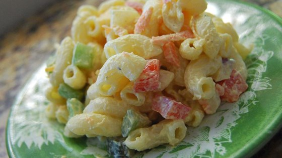 Photo of Macaroni Salad by Linda