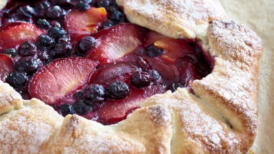 Photo of Rustic Fruit Galette by Rebecca Marmaduke
