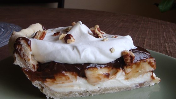 Photo of Chocolate Banana Pie by Jeannette Gartner