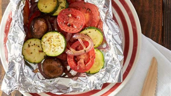 Photo of Grilled Italian Vegetables by Reynolds Kitchens®