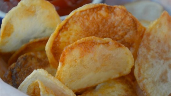 Salt and Vinegar Potatoes