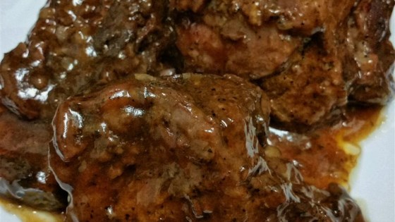 Photo of Spicy Pressure Cooker Short Ribs by Shyla Lane