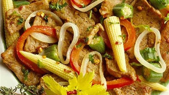 Photo of Dixie Pork Stir-Fry by Smithfield®