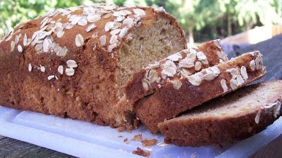 Photo of Oatmeal Banana Nut Bread by kel7298