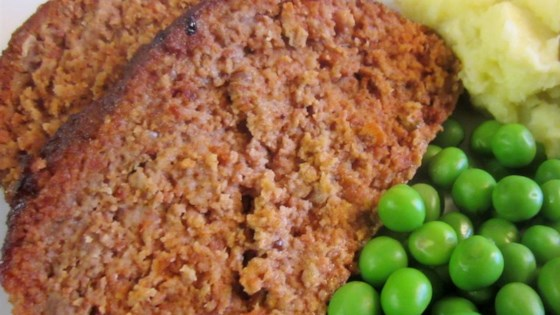 Photo of Italian Portuguese Meat Loaf Fusion by Debbie Paskow Taveira