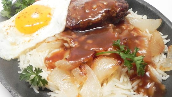 Photo of Mauigirl's Loco Moco by Uncle Ben's