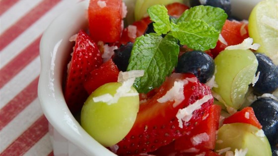 Fourth of July Salad