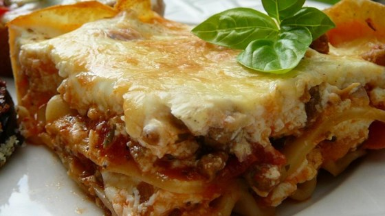 grandmas best ever sour cream lasagna recipe allrecipes com