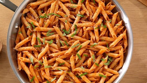 Photo of Simple Penne with Tomato & Basil Sauce by Barilla