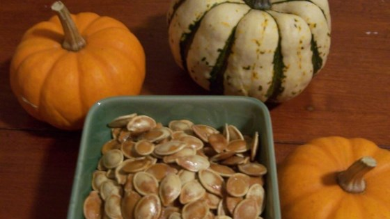 Photo of Toasted Pumpkin Seeds by ONEMINA
