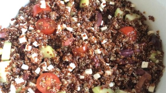 Photo of Greek Quinoa by Lindsay