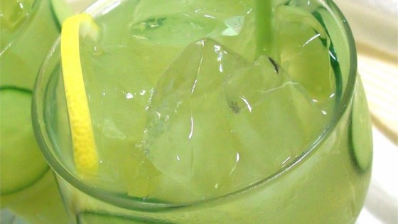 Photo of Refreshing Cucumber Lemonade by DASHKAYDOT