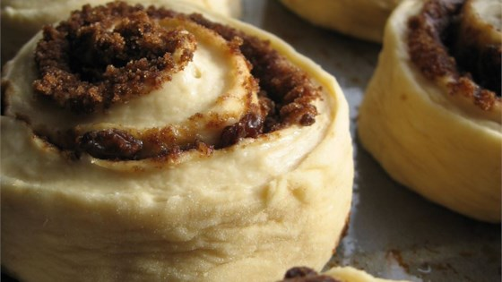 Photo of No-Knead Cinnamon Rolls  by Stephanie Knewasser