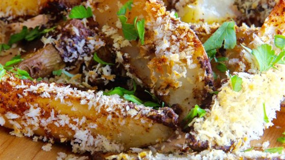 Photo of Crispy Potato Wedges by Tatiana