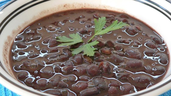 Photo of Spicy Slow Cooker Black Bean Soup by TOOBUSY2