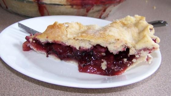 Apple-Berry Pie