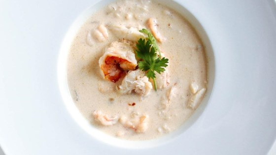 Photo of Shrimp and Crab Bisque by Katrina Berry