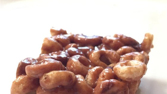 Photo of Peanut Butter Cereal O's by BRNIMOM