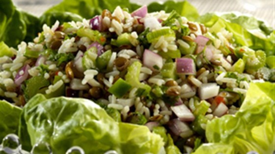 Photo of Lentil Rice Salad by Campbell's Kitchen