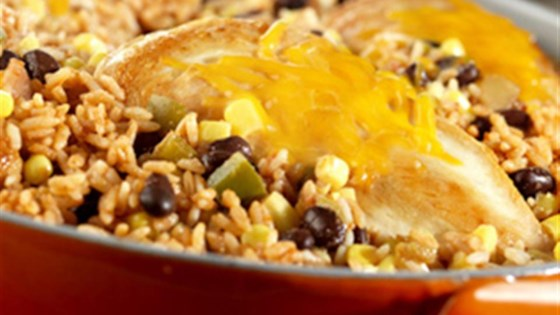 Photo of Santa Fe Chicken and Rice by Swanson®