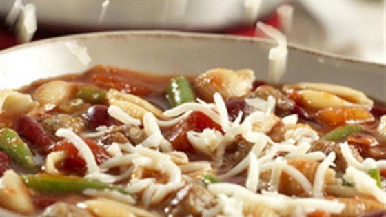 Photo of Spicy Mexican Minestrone Stew by Swanson®