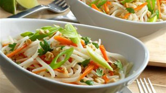 Photo of Thai Curry Noodle Bowl by Campbell's Kitchen