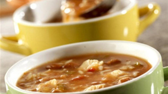 Photo of Salsa Chicken Soup by Swanson®