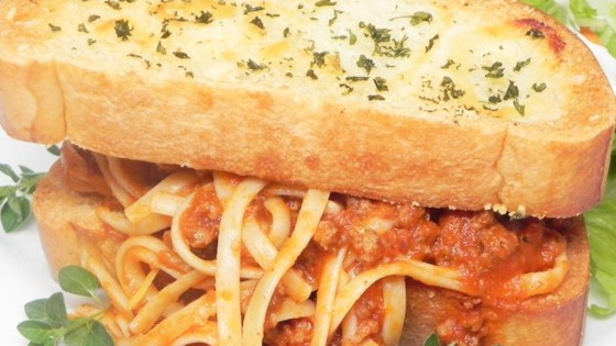 Photo of Spaghetti Sandwiches by Kyle_G_Martin