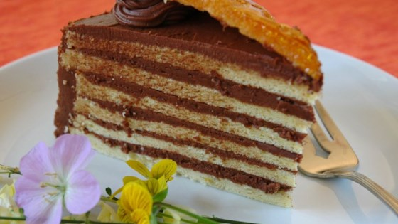 Photo of Dobos Torte by Kevin Ryan