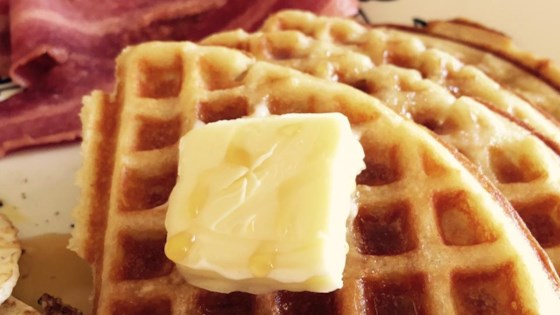Photo of Buttermilk Prairie Waffles by KiSom
