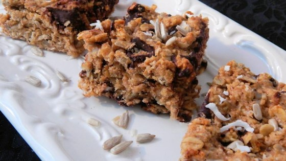 Photo of Chuck's Protein Bars by Amy Gray-Hughes