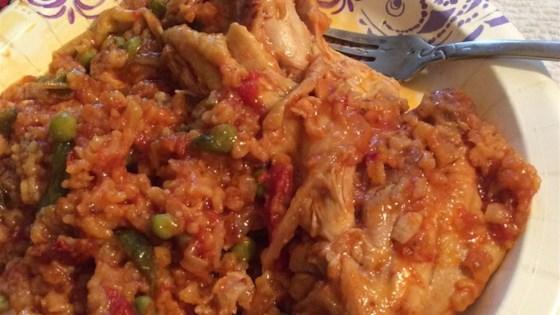Spanish Rice Chicken II
