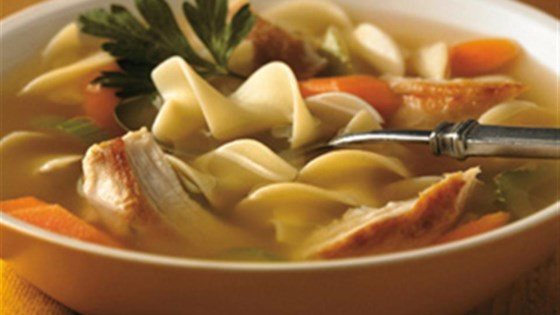 Photo of Swanson® Sensational Chicken Noodle Soup by Campbell's Kitchen