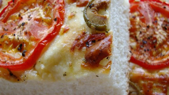 Photo of Michael's Foccacia Bread by MICHAELGLASSCOOK