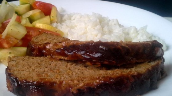 Photo of Tasty Turkey Meatloaf With Sauce by Abigail Ranae