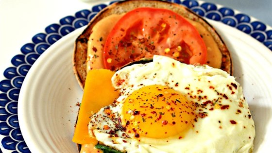 Photo of Cajun Fried Egg Sandwich by Amber Celeste Bohannon