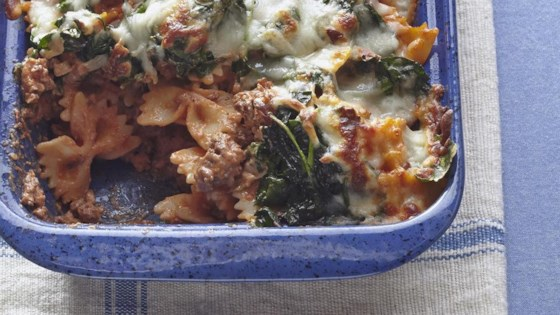 Photo of Rita's Spinach Casserole by KSBEESON